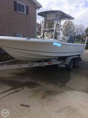 Used Polar 2110 BB Center Console Fishing Boat For Sale