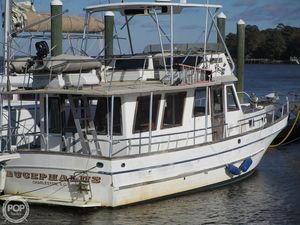 Used Hong Chuo 41 Trawler Boat For Sale