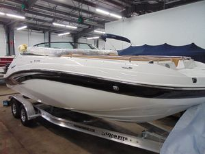 New Hurricane SD2486SD2486 Deck Boat For Sale
