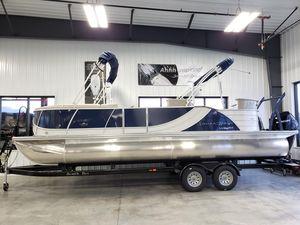 New South Bay 525 E525 E Pontoon Boat For Sale
