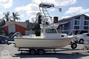 Used Parker Marine 2120 Sport Cabin Pilothouse Boat For Sale