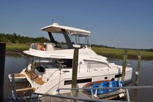 Used Leopard 43 PC Owners Version Motor Yacht For Sale