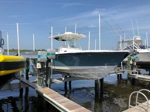 Used Edgewater 318CC Saltwater Fishing Boat For Sale