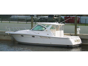 Used Tiara 3000 Open Sports Fishing Boat For Sale