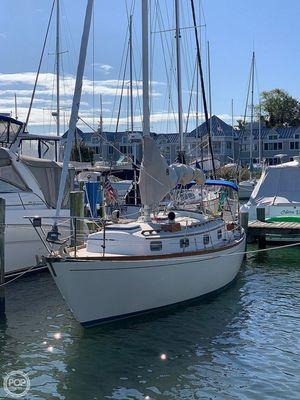 Used Sea Sprite 30 Sloop Sailboat For Sale
