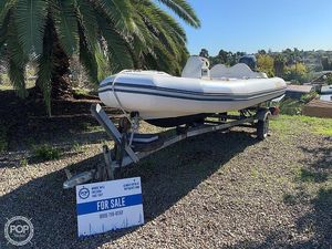 Used Zodiac Yachtline Avon 420 Inflatable Boat For Sale