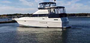 Used Silverton MotorYacht 41MotorYacht 41 Aft Cabin Boat For Sale
