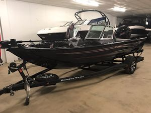 New Ranger VS1782 DC - DUAL CONSOLE Sports Fishing Boat For Sale