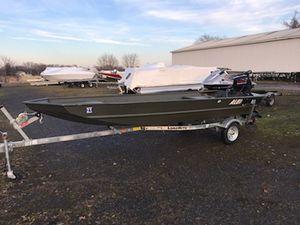 Used Alumacraft MV1648 Jon 20 Jon Boat For Sale