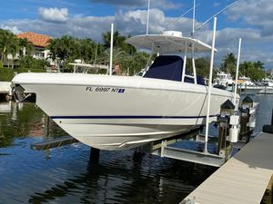 Used Intrepid 323 Open REPOWERED Saltwater Fishing Boat For Sale