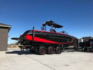 Used Nautique G23 Super Air Ski and Wakeboard Boat For Sale