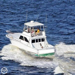 Used Pacemaker 48 Sportfish Sports Fishing Boat For Sale