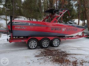 Used Malibu 247lsv Ski and Wakeboard Boat For Sale