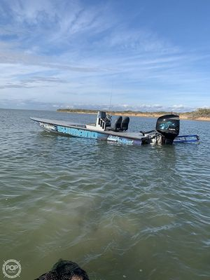 Used Lake & Bay Boca-Grande Flats Fishing Boat For Sale