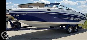 Used Rinker Captiva 246CC Runabout Boat For Sale