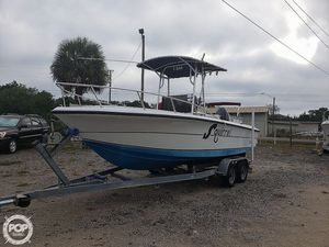 Used Angler 204 CC Center Console Fishing Boat For Sale