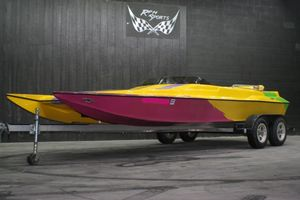 Used Liberator 21/22 Power Cruiser Boat For Sale