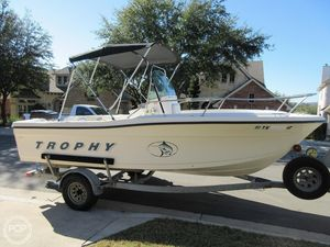Used Bayliner Trophy 1903 Center Console Fishing Boat For Sale