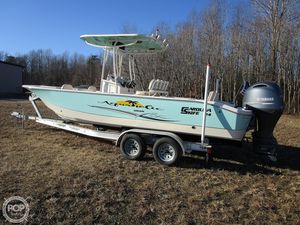 Used Carolina Skiff 24 Ultra Elite Center Console Fishing Boat For Sale