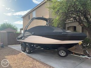 Used Yamaha AR210 Bowrider Boat For Sale