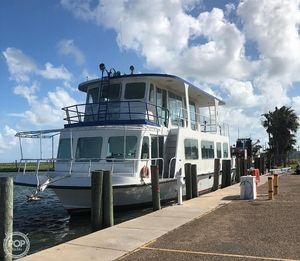 Used Aluma Ship 58 House Boat For Sale
