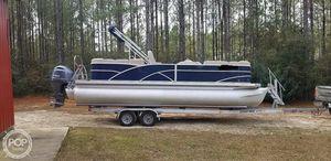 Used Godfrey Pontoon PE 220 SL Pontoon Boat For Sale