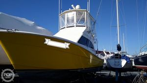 Used Topaz 37 Sport Fish Sports Fishing Boat For Sale