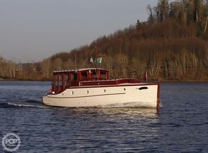 Used Vic Franck Sea Queen 30 Antique and Classic Boat For Sale