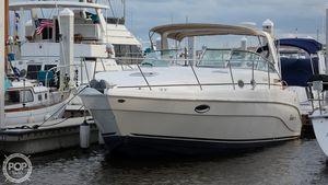 Used Rinker 340 Fiesta Vee Express Cruiser Boat For Sale