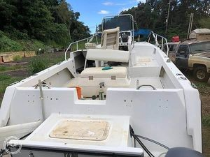 Used Glacier Bay 202 Center Console Power Catamaran Boat For Sale