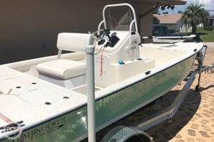 Used Stumpknocker Coastal 166CC Flats Fishing Boat For Sale