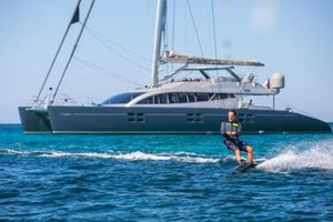 Used Catamaran Blue Coast Yachts Catamaran Sailboat For Sale