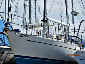 Used Cheoy Lee 42 Golden Wave Racer and Cruiser Sailboat For Sale