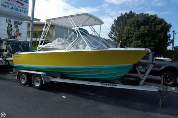 Used Bertram 20 Moppy Antique and Classic Boat For Sale