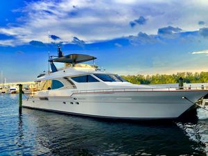 Used Queenship Barretta 76 Motor Yacht For Sale