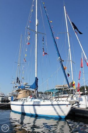 Used Jeanneau Melody 34 Racer and Cruiser Sailboat For Sale