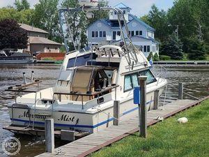 Used Tiara 2500 Sport Salon Sports Fishing Boat For Sale
