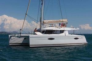 Used Fountaine Pajot Helia 44 Catamaran Sailboat For Sale