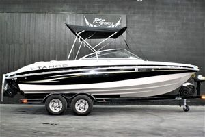 Used Tahoe Q8SSI Runabout Boat For Sale