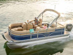New Lowe SS210 VSS210 V Pontoon Boat For Sale