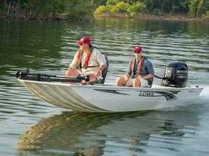 New Lowe Stryker SSStryker SS Aluminum Fishing Boat For Sale