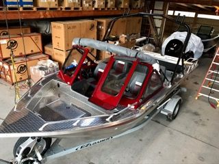 New Thunder Jet 185 Explorer Sports Fishing Boat For Sale