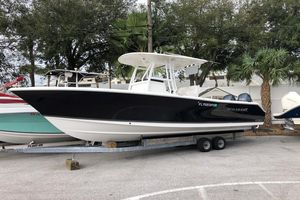 Used Sea Hunt Gamefish 25 Sports Fishing Boat For Sale