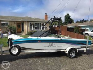 Used Centurion La Pointe Tru Trac Ski and Wakeboard Boat For Sale