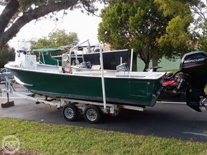 Used Suncoast 23 CC Lobster Fishing Boat For Sale