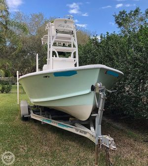 Used Hanson 23 Center Console Center Console Fishing Boat For Sale