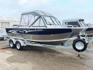 New Hewescraft 19 SEA RUNNER19 SEA RUNNER Aluminum Fishing Boat For Sale