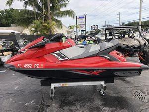 Used Yamaha Waverunner FX Cruiser SVHOFX Cruiser SVHO Personal Watercraft For Sale