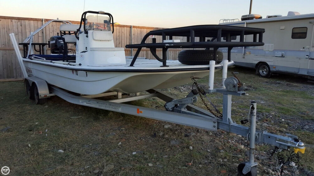 2008 used ultra cat 22 center console fishing boat for for Used center console fishing boats for sale