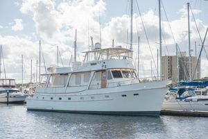 Used Cheoy Lee Trawler Boat For Sale